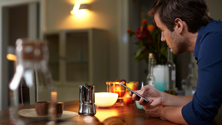 Philips Hue fungerar med Apple Homekit