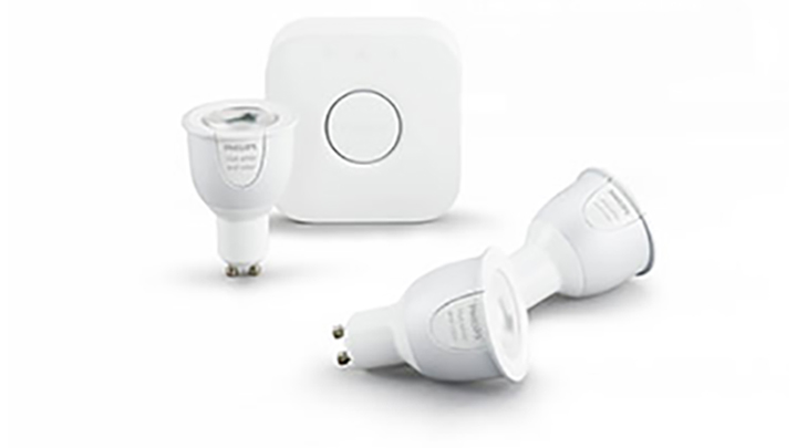 Smart wireless lighting system