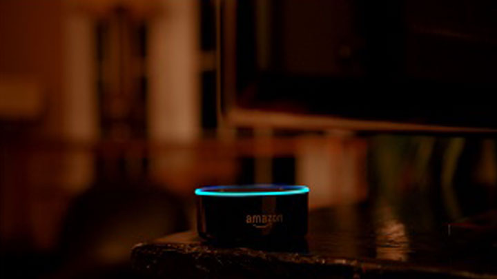 Alexa set bedroom to candle light
