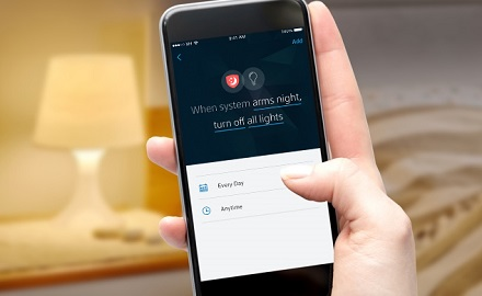 Set rules with the XFINITY Home app