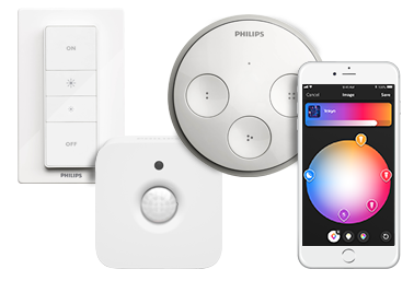 Hue Wireless Dimmer Switch with Remote