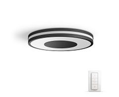 Philips Hue white ambiance ceiling being
