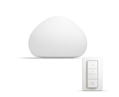 Philips Hue white ambiance tafellamp wellner