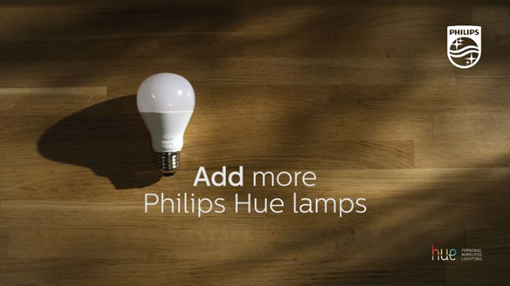 how to add more Philips Hue lamps to your Dimmer Switch
