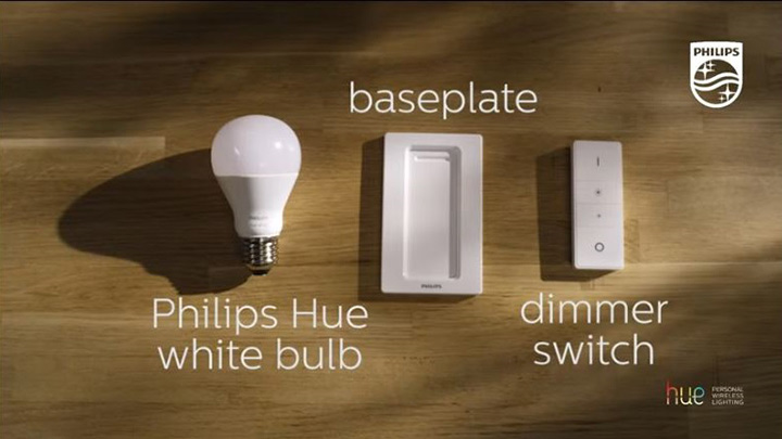 how to install a wireless dimming kit - Meethue