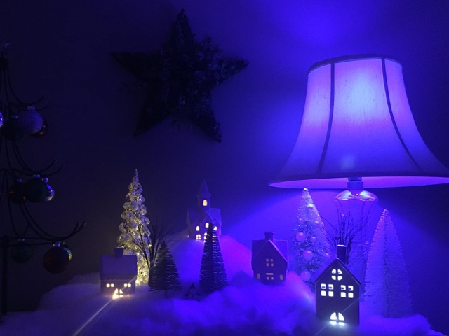 Christmas smart light
