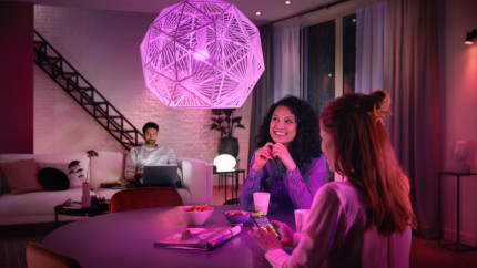 Enhance your space with color light