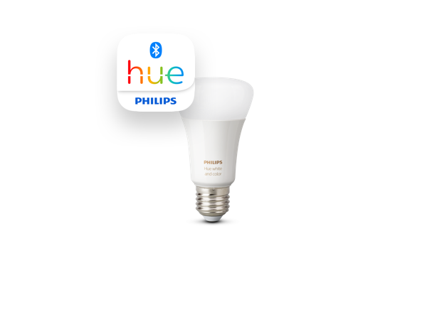 application hue bluetooth