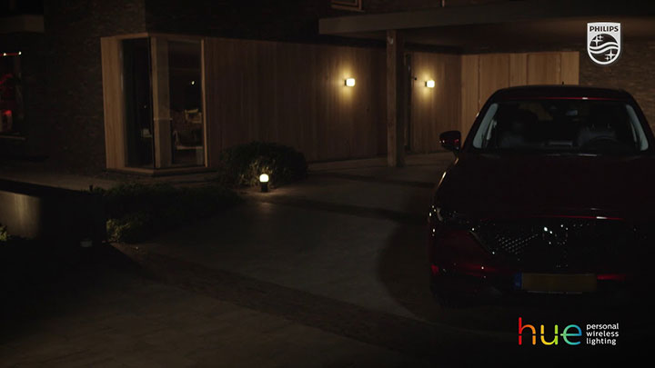 How to have the best connectivity with Hue Outdoor lights?