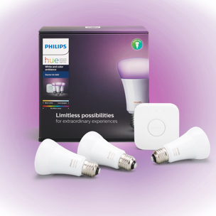 Install the Philips Hue App