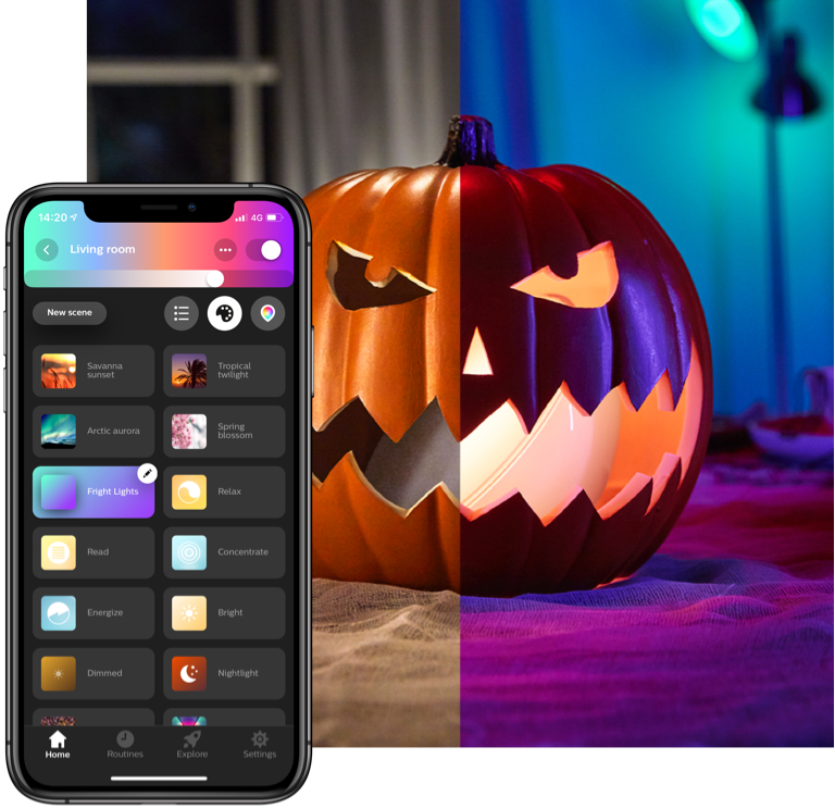 Get Your Smart Home Halloween Ready