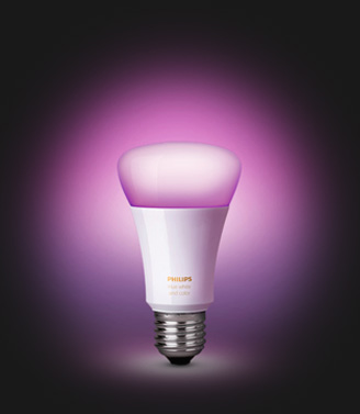 Philips Hue Color And White Ambiance Light Bulb With All Its Features