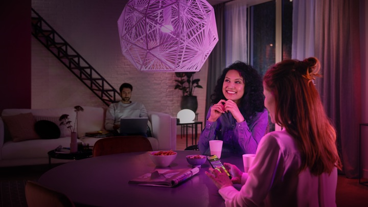 Philips Hue Shop, ordering online from computer